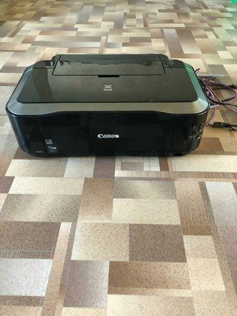 Продам цветной принтер Canon