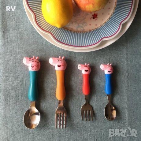 ПЕПА ПИГ / PEPPA PIG Лъжици и вилици
