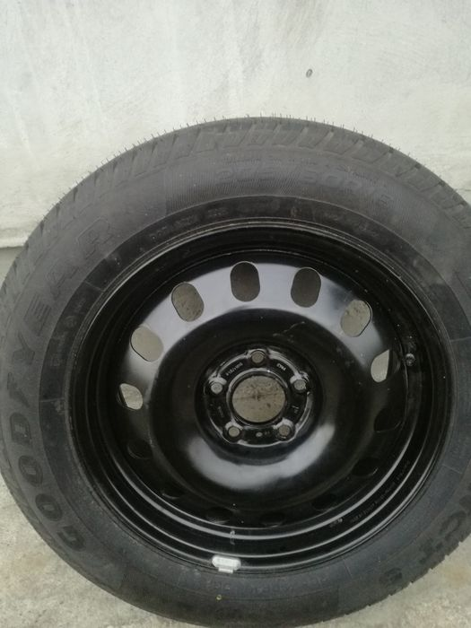 Vw Audi Anvelopa Goodyear 205/55/16 Radu Negru - imagine 1