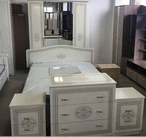 Спальный гарнитур Грация  Мебель со склада дешево в Алматы