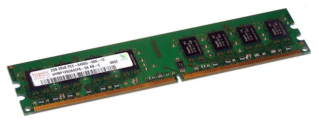 Memorie RAM 2Gb DDR2 800Mhz PC2-6400U Desktop