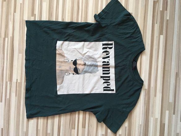 Тениски Bershka, Zara, H&M, Tally Weijl, New Yorker