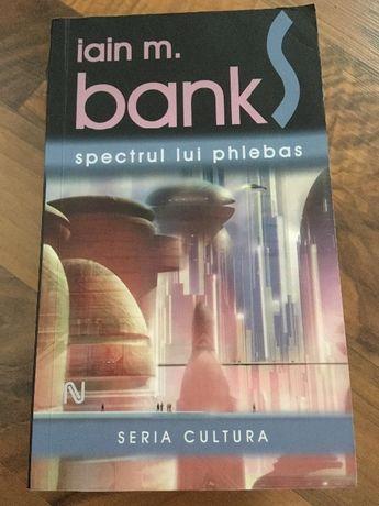 "Carte SF: Iain M. Banks - ""Spectrul lui Phlebas"""