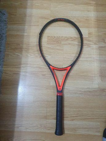 Rachete tenis Snaweart si Artengo custom made, noi,grip 3