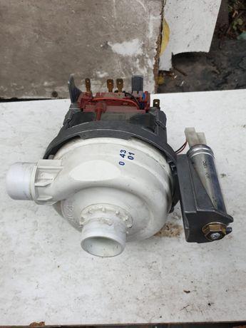 Мотор посудомоечная машина BOSCH SRS3002/05