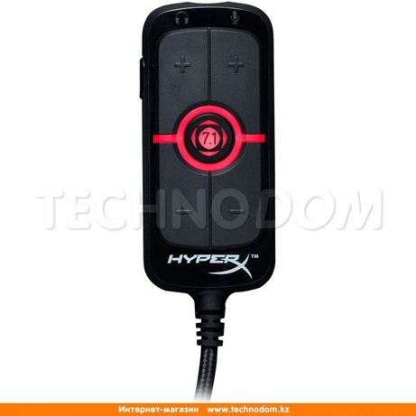 Звуковая карта HyperX AMP USB