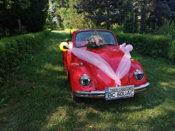 de inchiriat auto decapotabila epoca- nunti, reclame