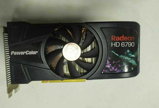 Видеокарта HD6790