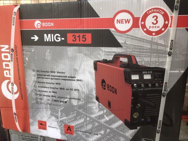 Invertor de sudura Mig-Mag 315A (afisaj electronic). Rola argon