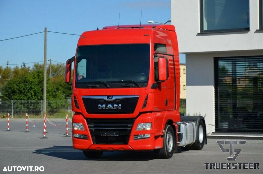 MAN TGX 18.500 XXL E6 Intarder Webasto 500CP Isotric Complet 03/2017 Avans leasing de la 15%, MAN TGX 18.500 XXL E6 Intarder 03/2017 Bucuresti - imagine 1