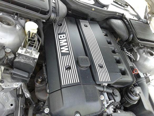 Двигател от BMW 5серия Е39 525i БМВ 523TU M52B25TU