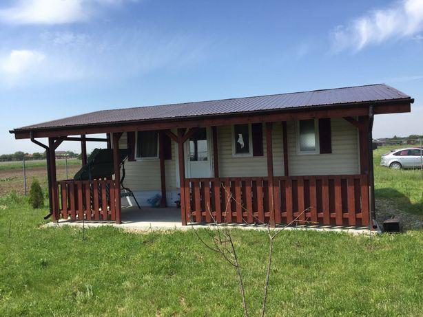 Casa de vacanta Slovenia complet mobilata 450 mp curte