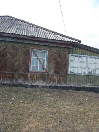 Продам дом на разбор 10 на 10 дом шпальный