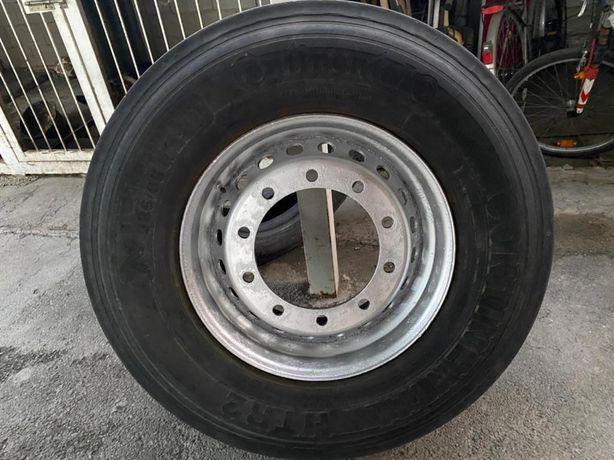 Резина с диском 385/65/22,5