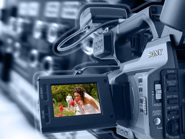 Cameraman si fotograf nunta