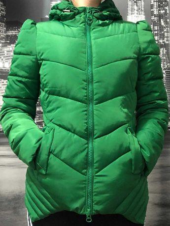 Vând geaca dama verde