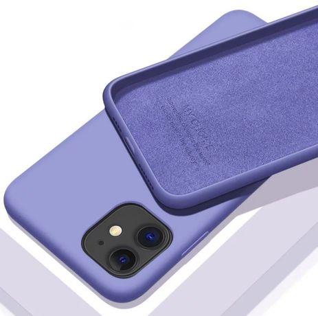 Husa iPhone 12 mini silicon, 5 culori : N R M V