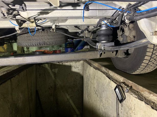 Perne de Aer Fiat Ducato Citroen Jumper Peugeot Boxer