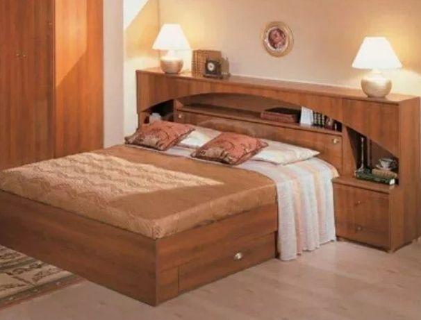 Спальная кровать  б/м, торг