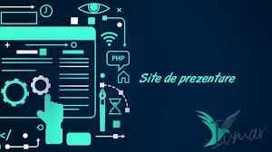 Creare site-uri web de prezentare , optimizare Seo  Web design Magazin
