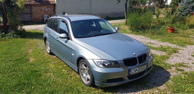 BMW 320 d 2008 Automat 200 CP/Schimb cu ceva mai ieftin+dif.