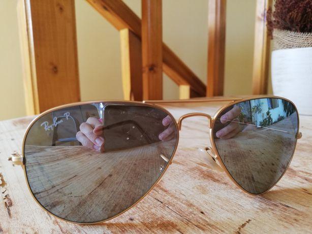 Ochelari de soare RayBan 3025 aviator 3P Polarized