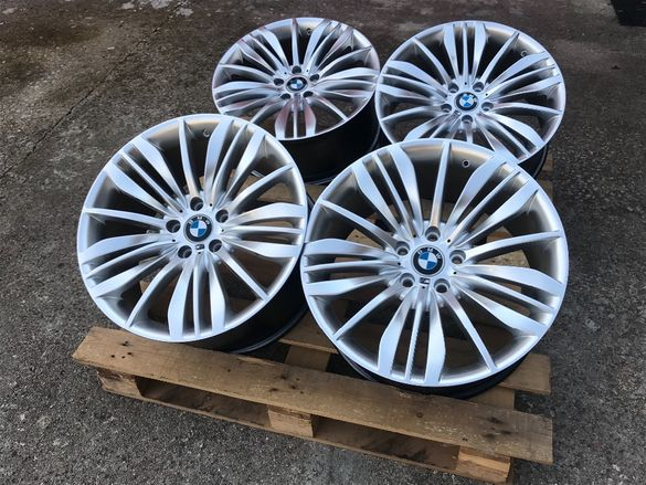 19''BMW M-STYLE 8,5J-9,5J ET38 SPORT PAKET-E90-E92-E93-F10-F30-X5-X6