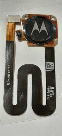 Сензор за пръстов отпечатък за Моторола Е5 и Е5 плюс.