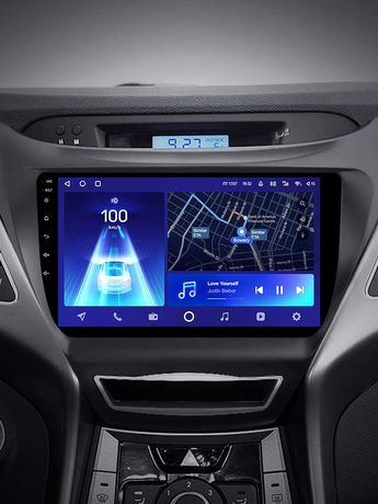 Андроид автомагнитолы Teyes, оригинал. Hyundai Elantra 5