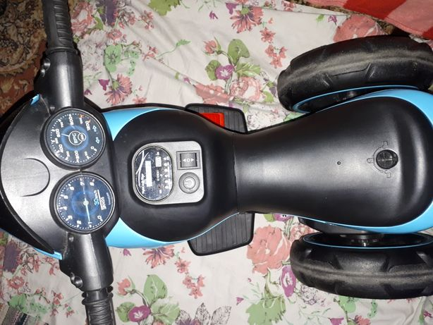 Motocicleta de politie