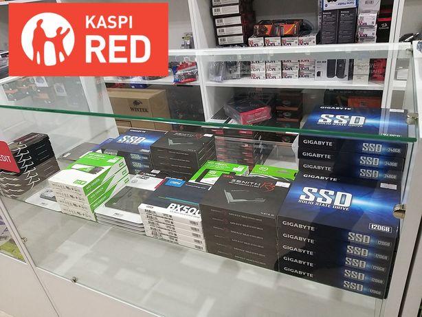 SSD накопители 120Gb/240Gb/480Gb/500Gb SATA & 120Gb/128Gb/240Gb M.2