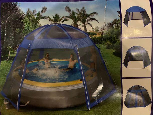 Палатка, тент летний