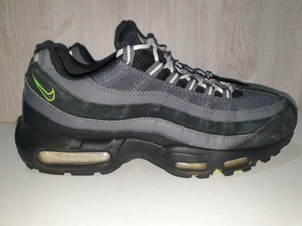 Nike Air Max 95 Pure Black Cool Grey Men Marimea 46