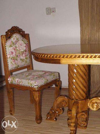 Masa +scaune.