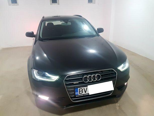 Audi A4 B8.5 2.0 177hp, Quattro