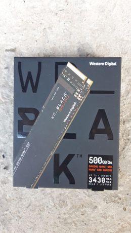 SSD WD Black SN750 500GB PCI Express 3.0 sigilat -idem 970 evo
