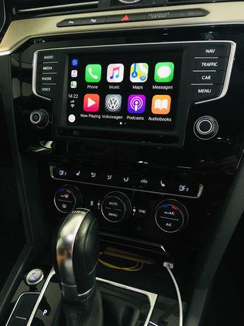 Apple CarPlay Android Auto Coding Vw Audi Mercedes BMW Seat Активиране