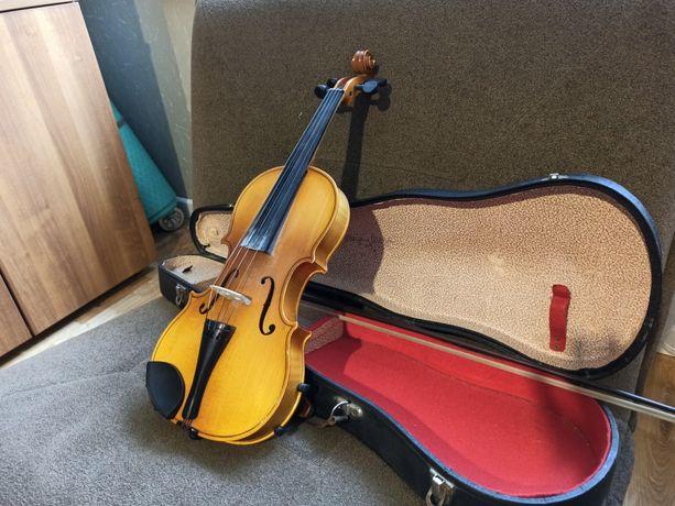 Скрипка 4/4 Чехословакия antonius stradivarius