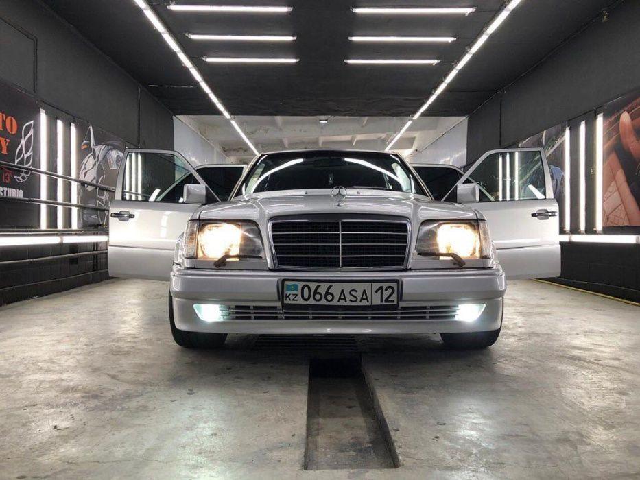 Тюнинг для W124 Легендарный обвес E500 Шымкент - изображение 1