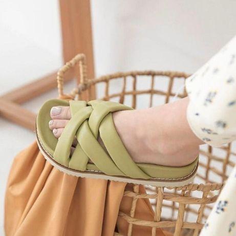 Женская обувь шлёпанцы
