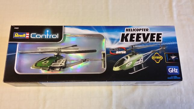 Revell Kee Vee Remote Control Helicopter