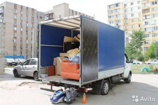 Грузоперевозки Переезды Газель 20кубов перевозка мебели домашних вещей