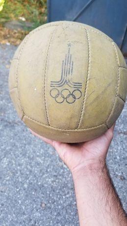 волейболна топка от Олимпиадата в Москва 1980 година