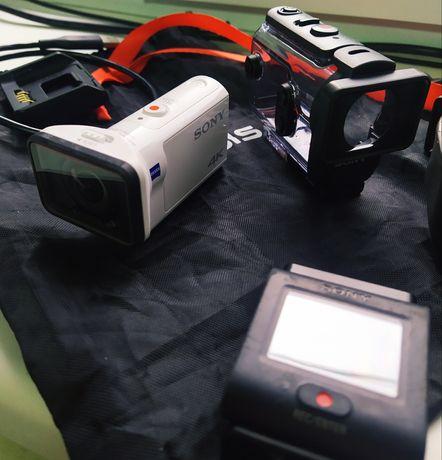 Видеокамера Sony ActionCam Экшн-камера FDR-X3000 4K с Wi-Fi и GPS