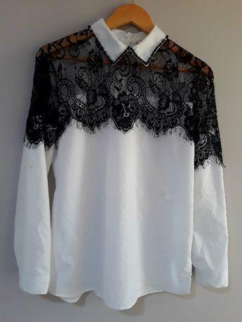 Стилна риза, облечена веднъж, размер L