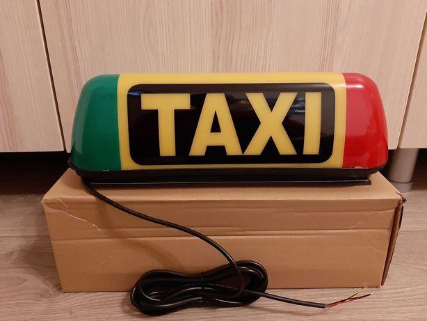 Taxi caseta,cupola