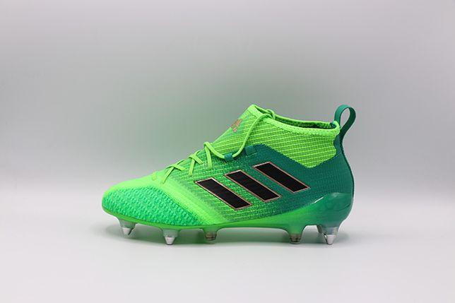 Ghete fotbal profesionale Adidas Ace 17.1 Primeknit SG