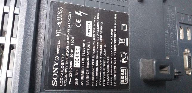 Televizor LCD Sony
