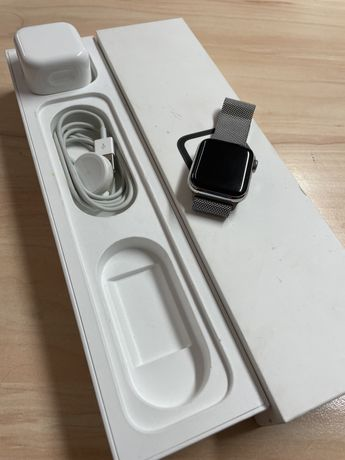 Apple watch 5 - sapphire glass