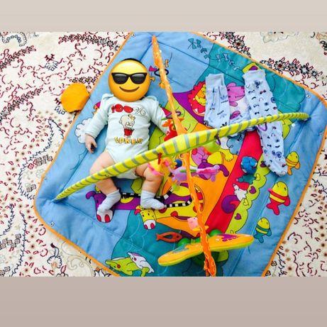 коврик для детей